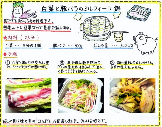 白菜と豚バラ肉のミルフィーユ鍋(568x443)