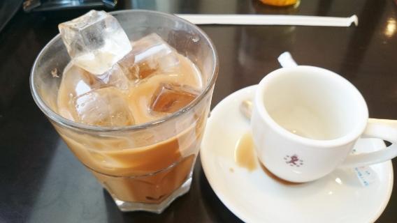 失敗アイスコーヒー