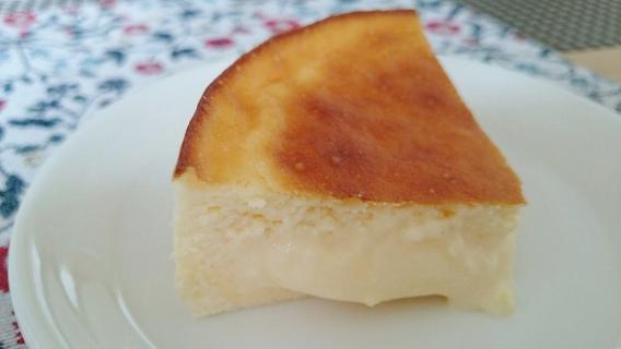 チースケーキカット