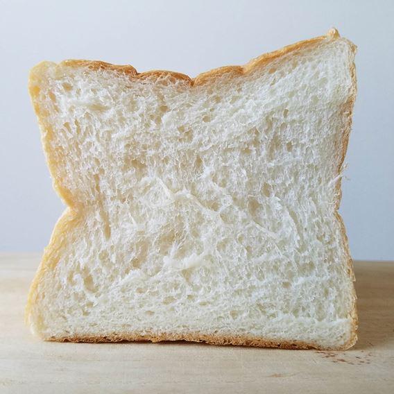 ハレパン食パン輪切り